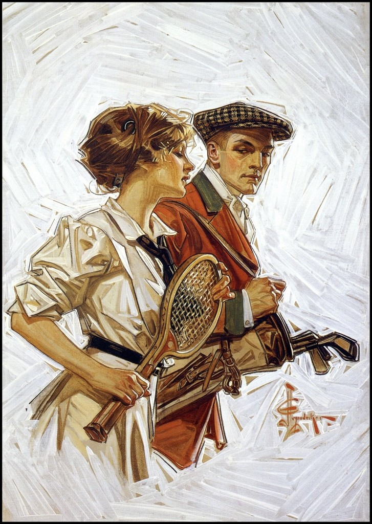 joseph christian leyendecker wallpapers - photo #21