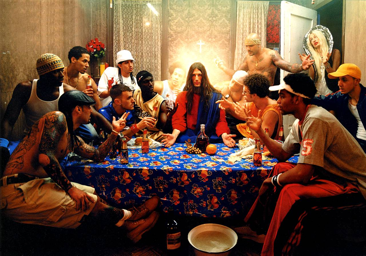 david lachapelle last supper box and line : david lachapelle from boxandline.us size 1280 x 894 jpeg 200kB