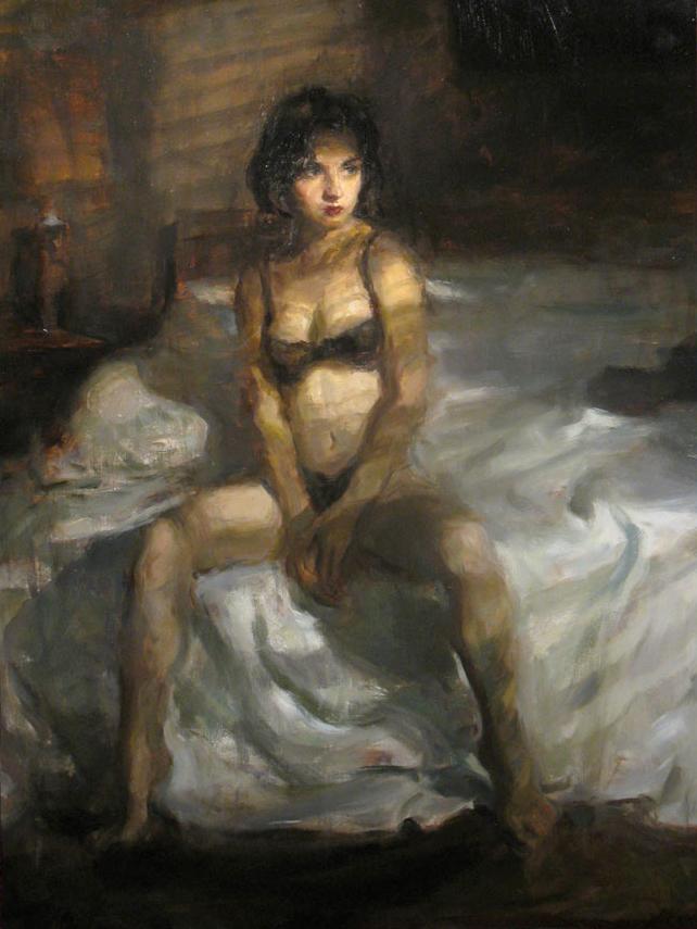 Artista pintor Ron Hicks - Arte en Taringa!